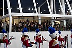 Marching band performs at 57th Presidential Inauguration Review Stand 130121-Z-QU230-265.jpg
