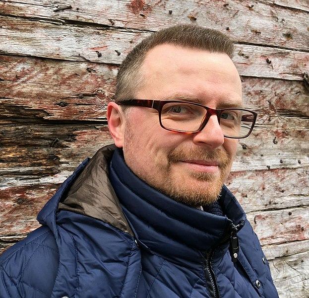 File:Marcin Koziol (pisarz).jpg