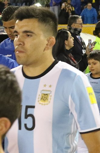Marcos Acuña - Acuña with Argentina