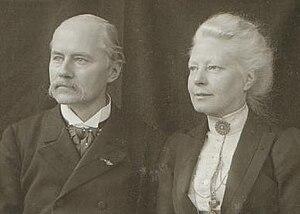 Agneta Matthes - The couple in 1890