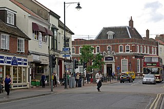 Driffield Town and civil parish in the East Riding of Yorkshire, England