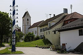 St. Michael in the village center