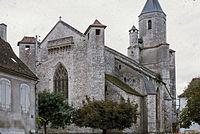 Martel en Quercy-Église Saint Maur-196510.jpg