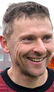 Martin Hašek Czech footballer and coach