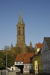 Martinikirche Melle-Buer 2009.jpg
