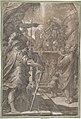 Martyrdom of a Female Saint (Agnes?) MET DP801509.jpg