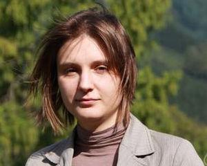 Maryna Viazovska - At Oberwolfach, 2013