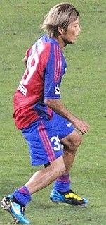 Masashi Oguro Japanese footballer
