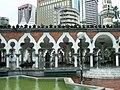 Masjid Jamek - Mosque in Kuala Lumpur - Malaysia - panoramio.jpg
