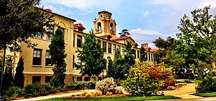 Mason Hall, Pomona College