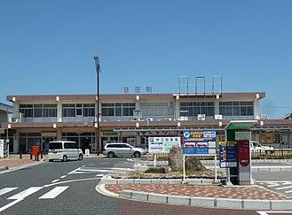 Masuda, Shimane - Masuda station