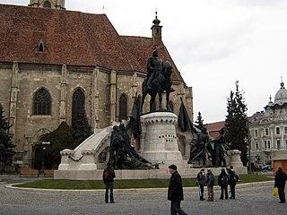 Monument istoric designation for National Heritage Sites in Romania