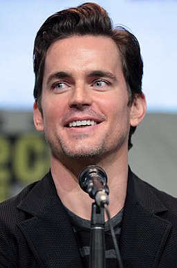 Matt Bomer Comic-con by Gage Skidmore