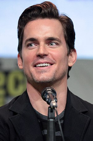 Matt Bomer - Bomer at the 2015 San Diego Comic-Con International