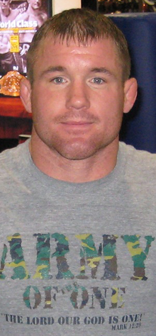 Matt Hughes (fighter) - Wikipedia