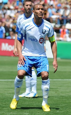 Matteo Ferrari - Ferrari with the Montreal Impact in 2013