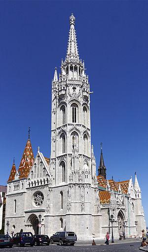 Matthias Church Budapest Corrected