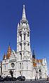 Matthias Church Budapest Corrected.jpg