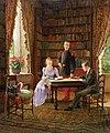 Maurice Leloir In der Bibliothek 1890.jpg