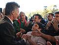 Mauricio Macri inauguró la Guardia del Hospital Penna (7450847294).jpg