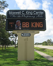 list of events at maxwell c king center for the performing arts wikipedia. Black Bedroom Furniture Sets. Home Design Ideas