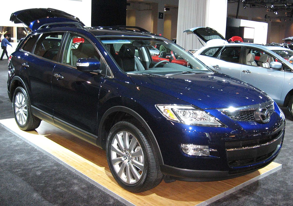 mazda cx 9 wikip dia a enciclop dia livre. Black Bedroom Furniture Sets. Home Design Ideas