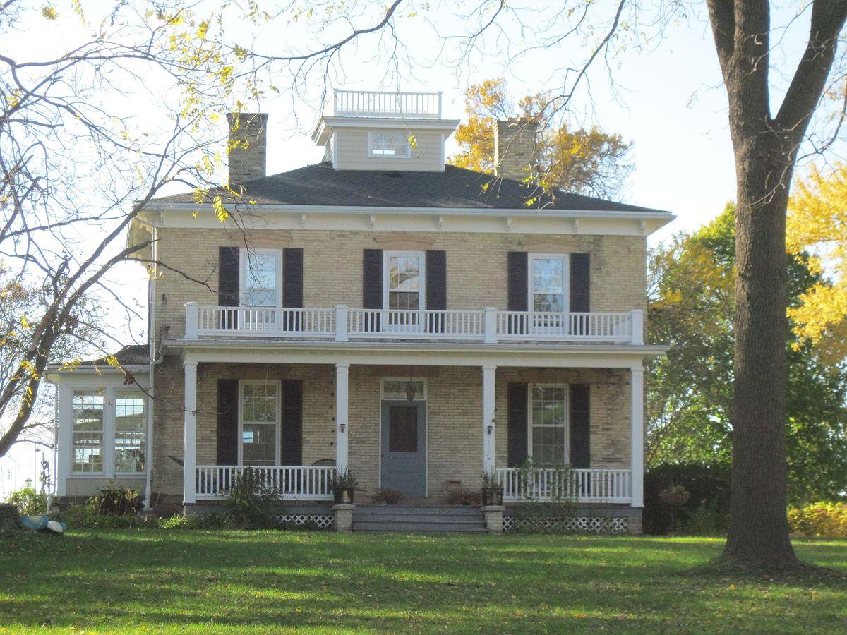 . McCoy Farmhouse  Fitchburg  Wisconsin    Wikipedia