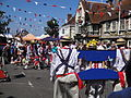 Mechanical Morris Dancers at Yarmouth Old Gaffers Festival 2011 9.JPG