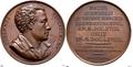 Medaille Johann Joachim Winckelmann 1819.png