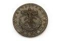 Medalj av brons från 1480-talet - Skoklosters slott - 92232.tif