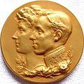 Medalla Exposición Hispano-Francesa Zaragoza-1908 Anverso.jpg