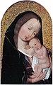 Meester van de Magdalenalegende - Maria met kind rustend op haar borstFXD.jpg