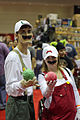 MegaCon 2010 - Luigi and Mario (4572057116).jpg