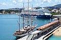 Mein Schiff 5 in the Port of Palma de Mallorca.jpg