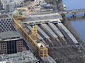 Melb- Flinders St Station aerial view from Rialto.JPG
