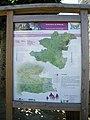 Melleray, Sarthe, Fr, panneau d'informations.JPG
