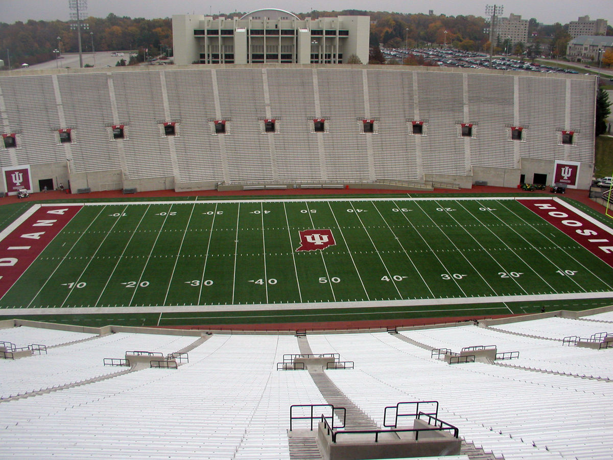 Memorial Stadium (Indiana University) - Wikipedia on indiana university building map, berklee college campus map, indiana university campus desktop wallpaper, indiana university campus clock, u pitt campus map, horry georgetown technical college campus map, national institutes of health campus map, indiana state university map, indiana university bloomington campus, indiana university logo, indiana university residence halls, iu map, metropolitan state college campus map, bethany college campus map, iub map, dana-farber cancer institute campus map, indiana university education, suny downstate campus map, indiana university dorms, unt health science center campus map,