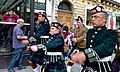 Memorial Day parade forms on Champs-Elysees 5, Paris 25 May 2014.jpg