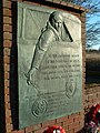 Memorial To The 34th Heavy Bombardment Group (Detail) - geograph.org.uk - 319102.jpg