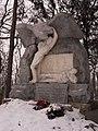 Memorial of Stanko Vodicka in Lobzy.JPG