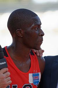 Men 400 m French Athletics Championships 2013 t180305.jpg