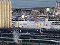 Menier Consol moored in Toronto's frozen Keating Channel, 2015 02 02 -c.JPG