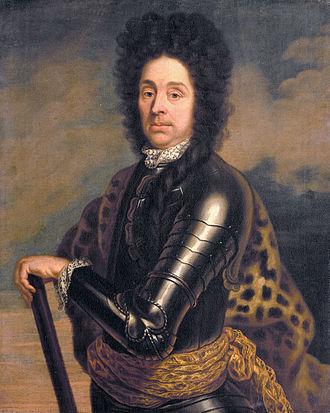 Menno van Coehoorn - Menno, Baron van Coehoorn.
