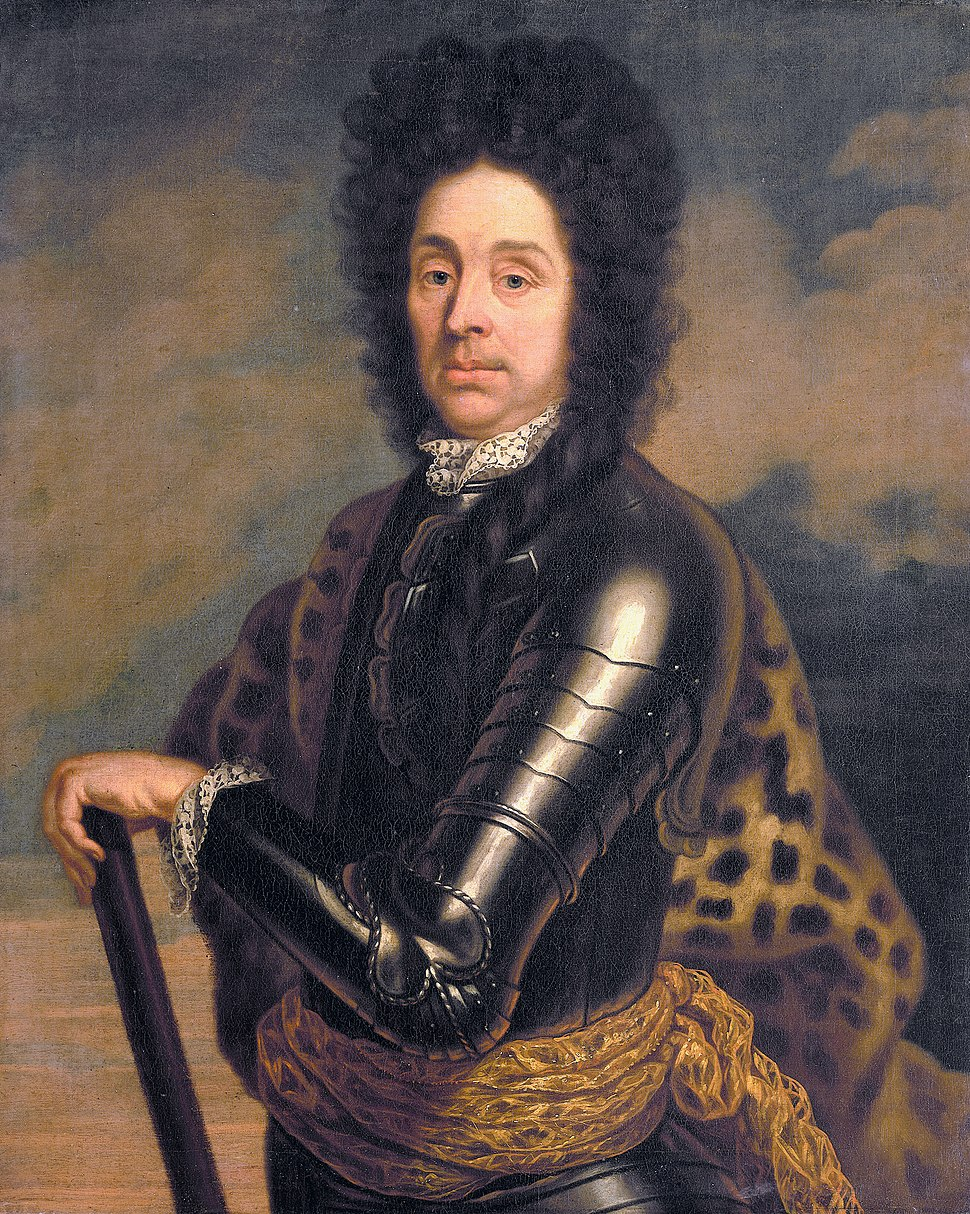 Menno Baron van Coehoorn after Caspar Netscher