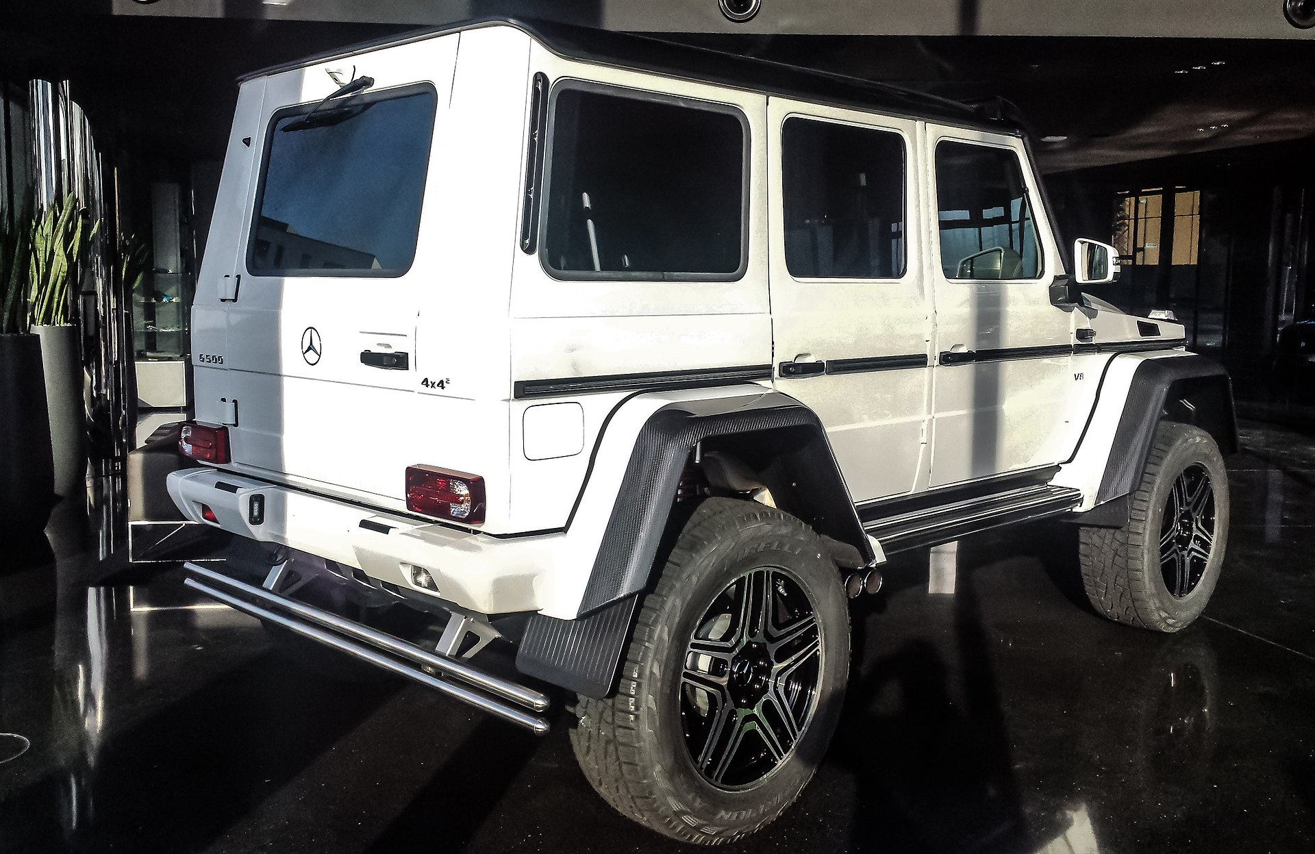 Mercedes Benz G500 4 215 4 178 Wikipedia