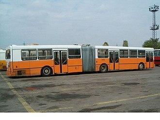 Heuliez Bus - Heuliez O.305.G