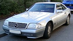 Mercedes-Benz R129 SL