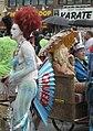 Mermaid Parade 2006 Redwig.jpg