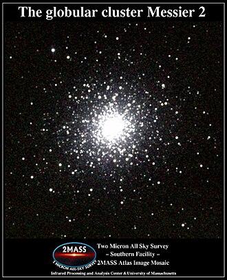 Messier 2 - Image: Messier 002 2MASS