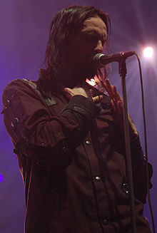 Metalmania 2007 My Dying Bride Aaron Stainthorpe 003.jpg